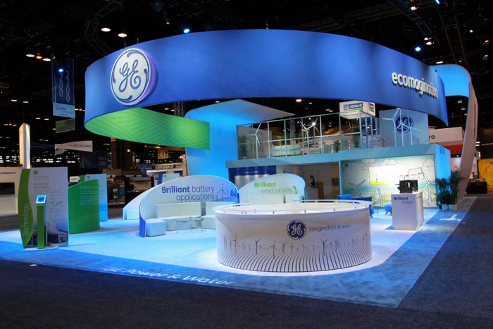 GE Booth
